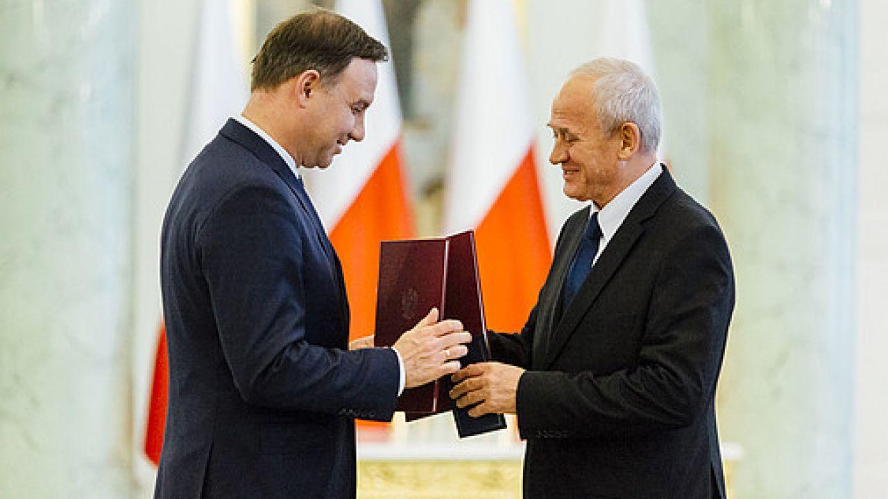 Krzysztof Tchórzewski został powołany na ministra energii (fot. KPRP/Eliza Radzikowska-Białobrzewska)
