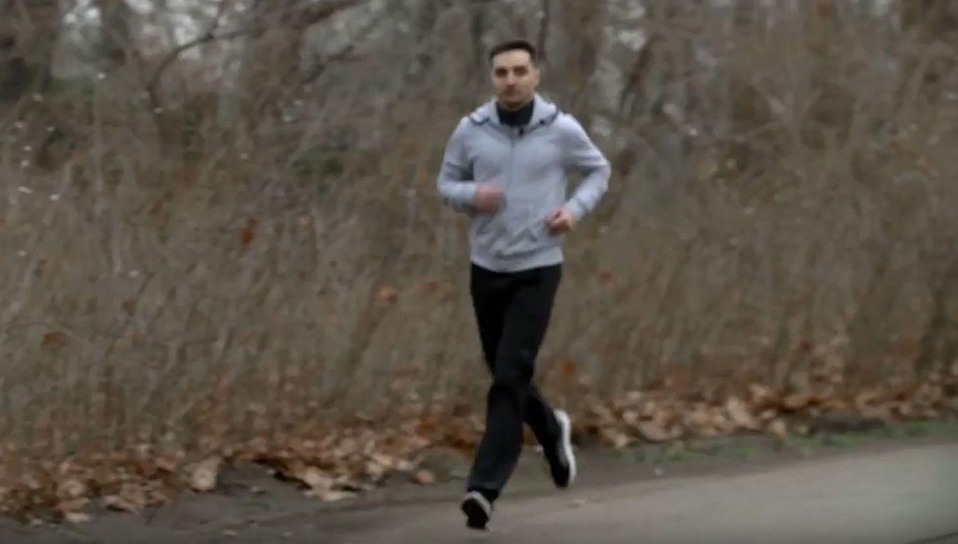 Lekkoatleta Marek Plawgo jest twarzą 10. edycji kampanii
