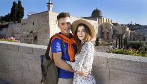 """""""Barwy szczęścia"""" w Izraelu!"""