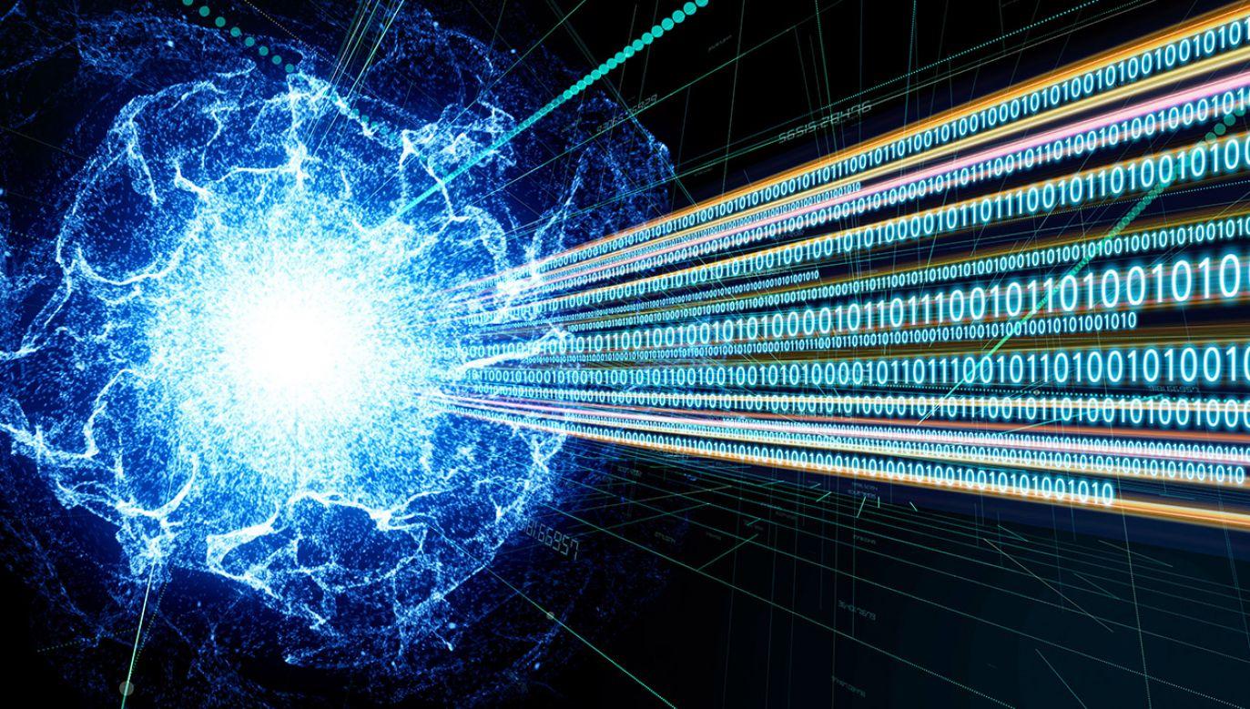 Fizyk mówi, że podczas najbliższej olimpiady w Tokio duża część komunikacji prowadzona będzie za pomocą kryptografii kwantowej (fot. Shutterstock/metamorworks)