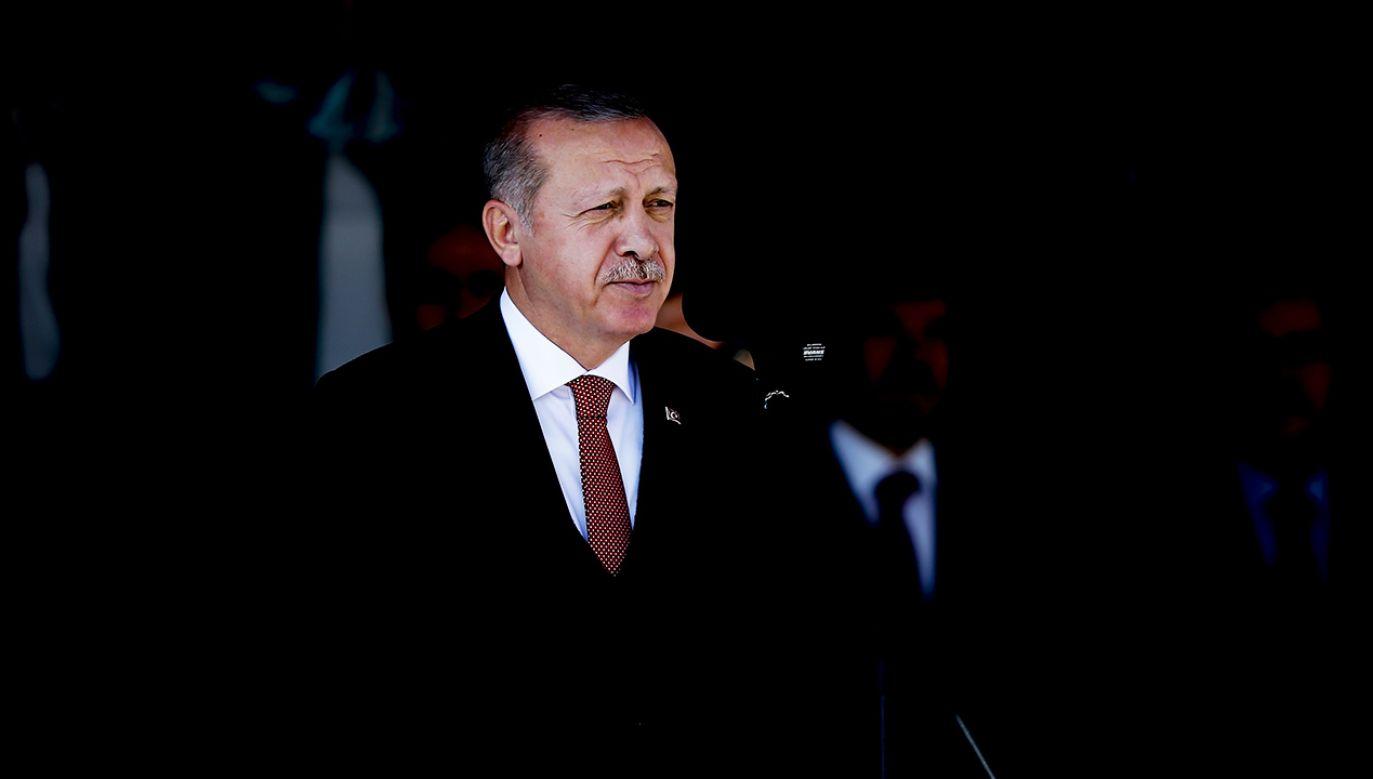 Erdogan znalazł się w pułapce (fot. Mustafa Ciftci/Anadolu Agency/Getty Images)