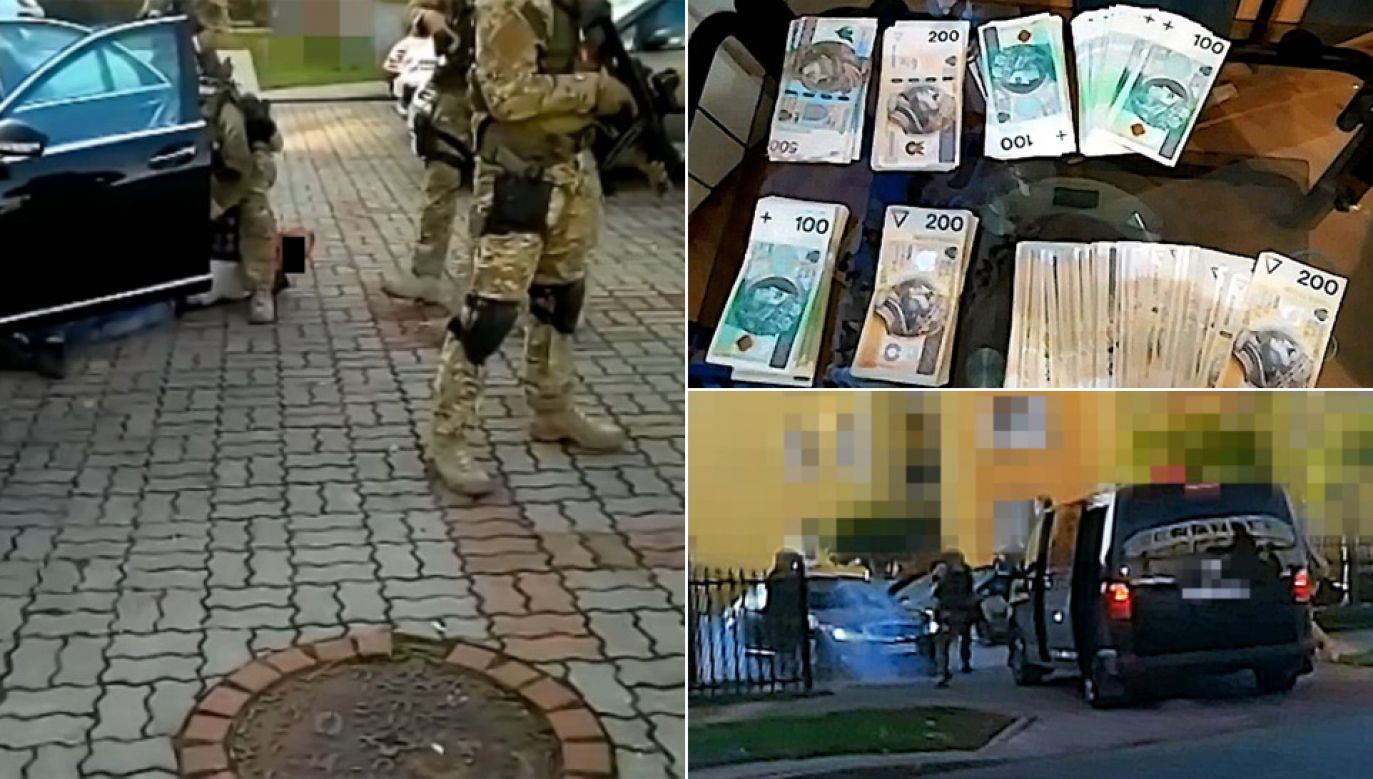 Gang sutenerów działał w północno-wschodniej Polsce (fot. CBŚP)