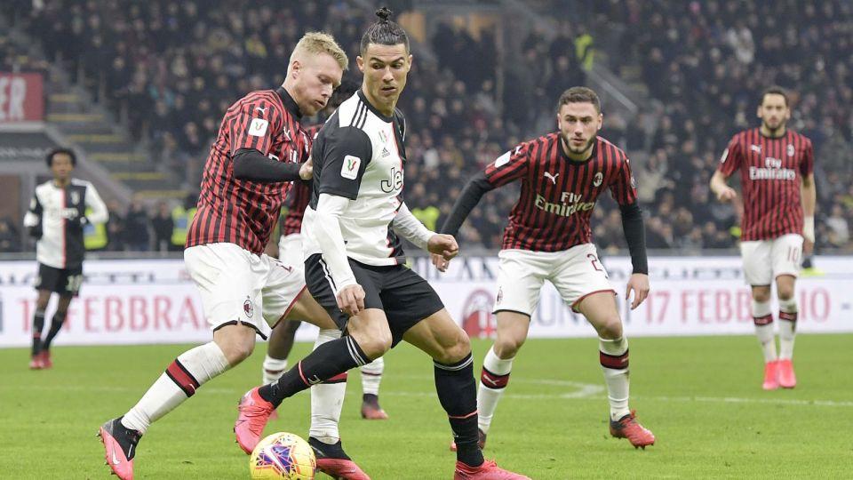 Juventus – AC Milan (Puchar Włoch): transmisja online na żywo 12 czerwca w TVP Sport i tvpsport.pl