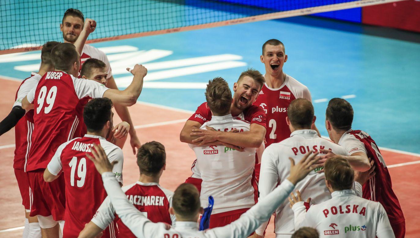 Polska wraca z Chicago z medalem (fot. PAP/EPA/TANNEN MAURY)