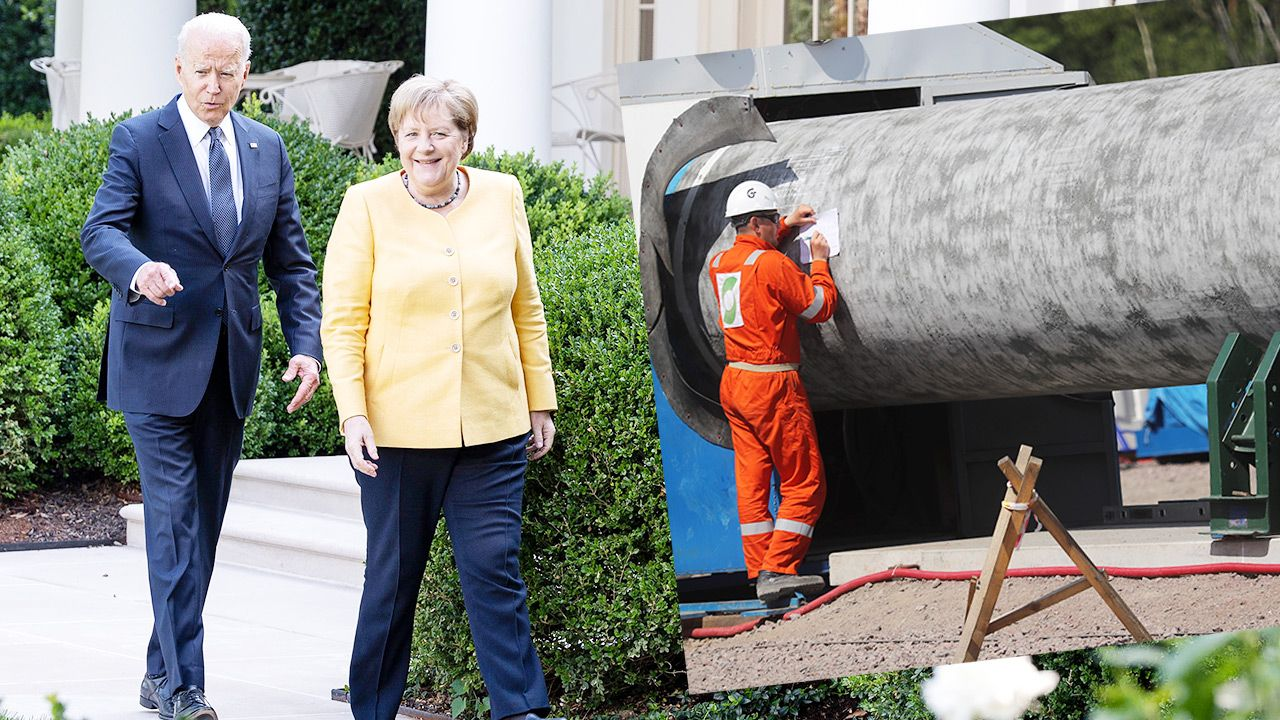 Czy Amerykę czeka bolesne rozczarowanie konsekwencjami własnych geopolitycznych strategii? (fot. PAP/EPA; Getty Images)