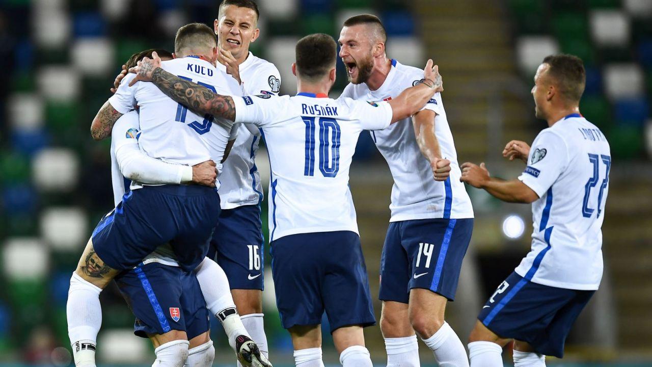 Baraże o Euro 2020. Irlandia Północna – Słowacja: wynik, strzelcy, relacja (sport.tvp.pl)