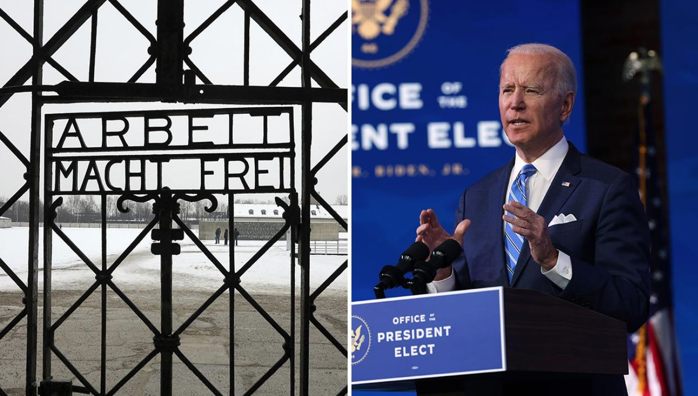 Joe Biden (fot. Shutterstock/casa.da.photo; Alex Wong/Getty Images)