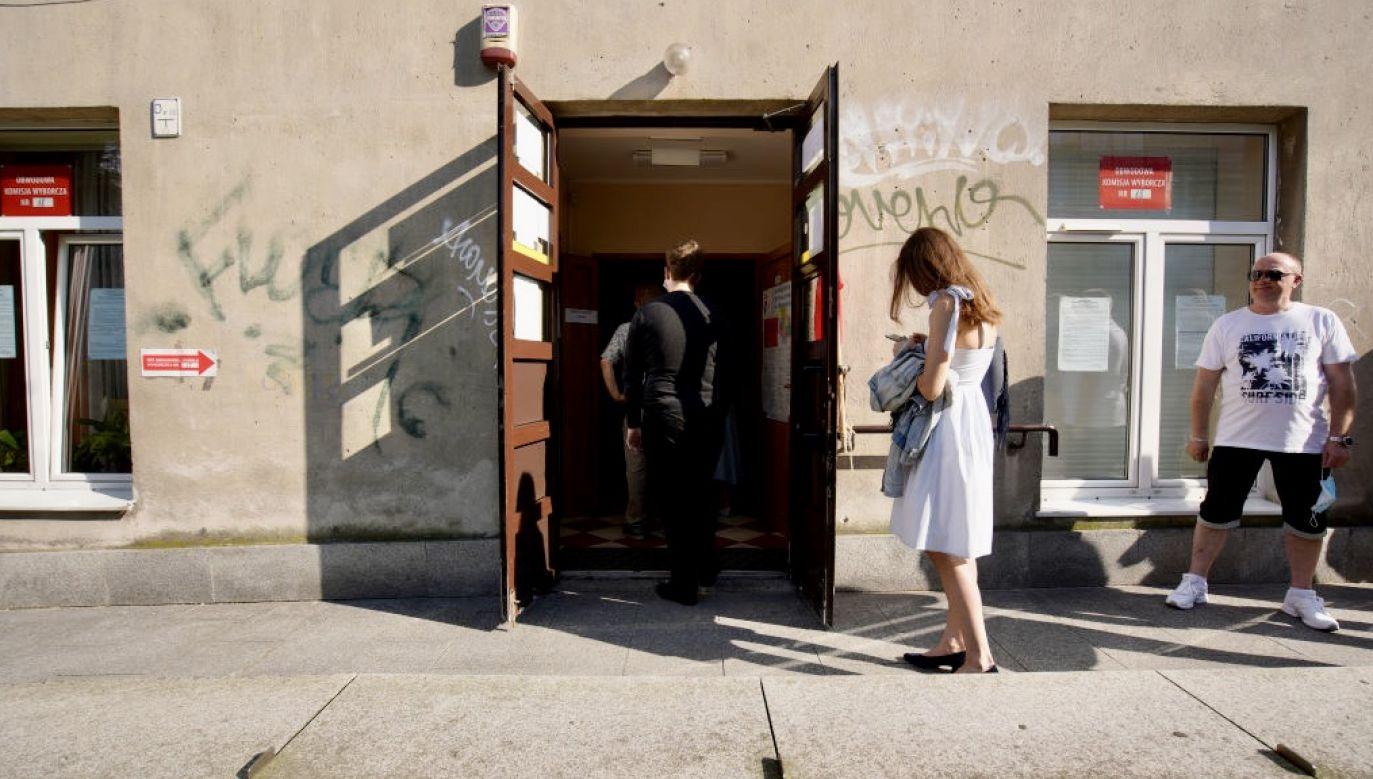 Przewodniczący PKW stwierdził, że głosowanie korespondencyjne powinno zostać na stałe (fot. Jaap Arriens/NurPhoto via Getty Images)