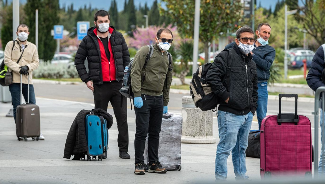 W tych krajach możemy już zaplanować wakacje (fot. Milos Vujovic/Anadolu Agency via Getty Images)
