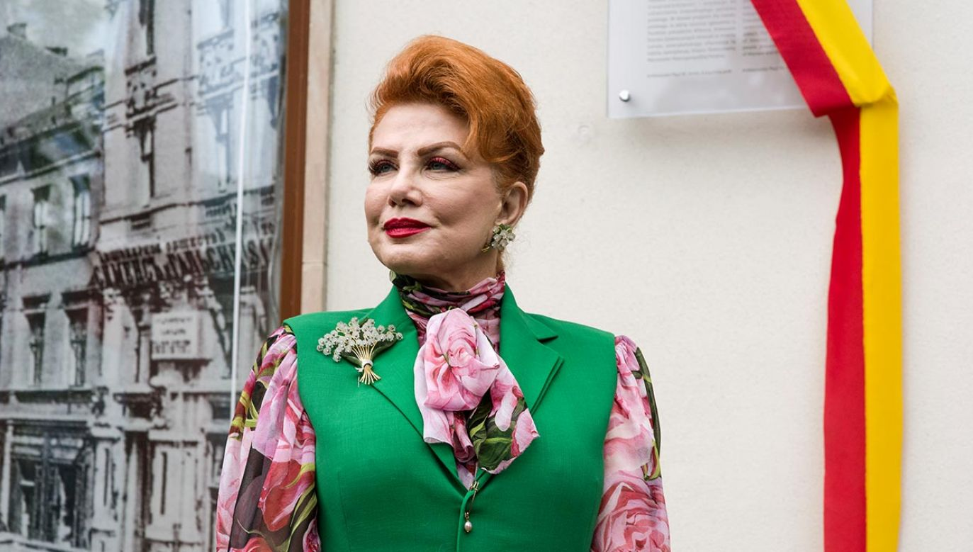 Ambasador USA Georgette Mosbacher  żega się z Polakami (fot. Attila Husejnow/SOPA Images/LightRocket via Getty Images)