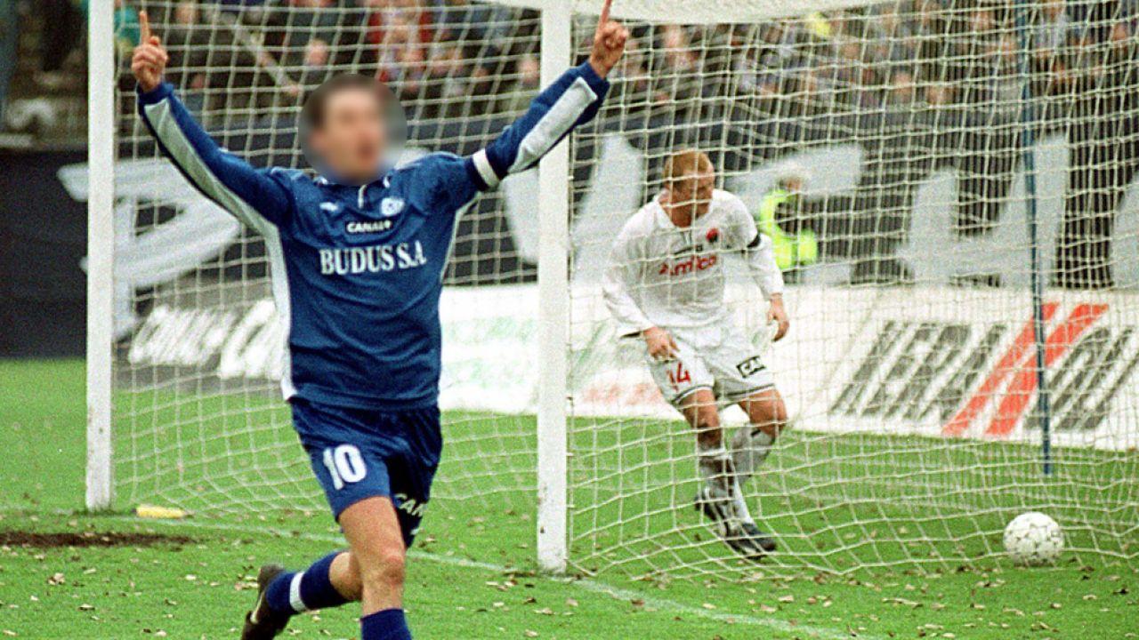 Mariusz Ś. rozegrał niemal 300 meczów w ekstraklasie i strzelił ponad sto goli (fot. arch.PAP/Roman Koszowski)
