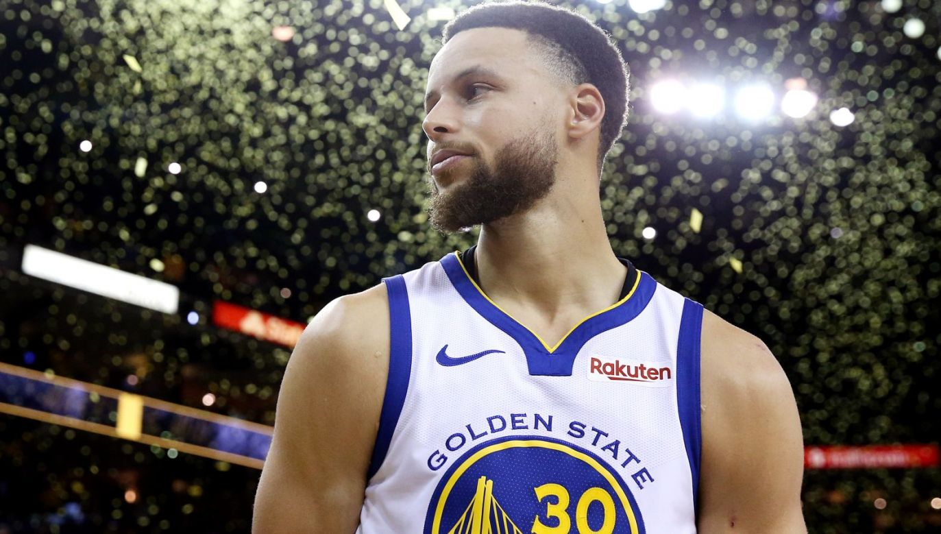 Stephen Curry (fot. Getty Images)