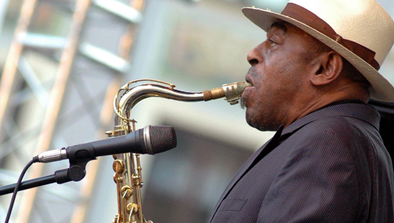Do tej pory na festiwalu wystąpiła cała czołówka polskiego jazzu oraz legendy jazzu i międzynarodowe gwiazdy jak: Archie Shee (fot. Wikimedia Commons/Henryk Kotowski)