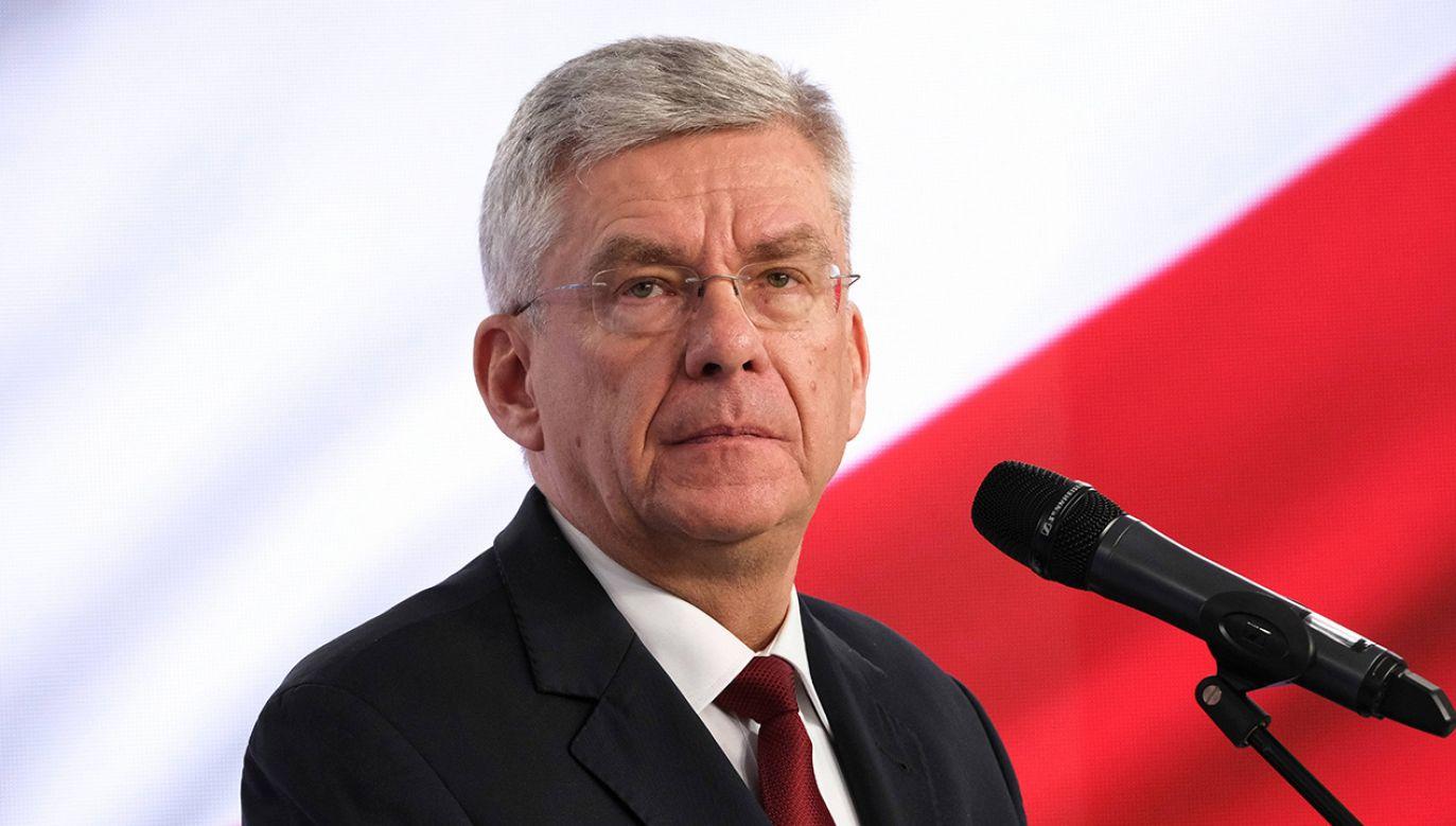 Wicemarszałek Senatu nie zna jeszcze dokładnie swoich zadań (fot. PAP/Mateusz Marek)