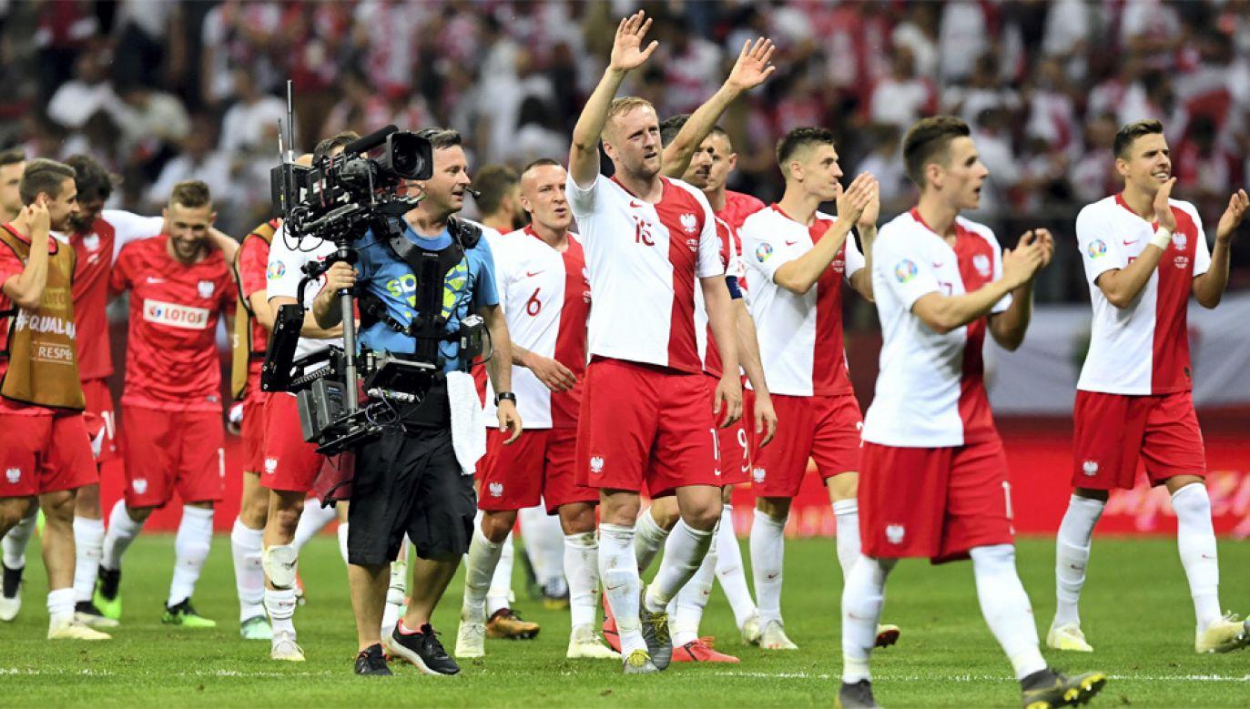Biało-Czerwoni spisali się na piątkę (fot. PAP/Piotr Nowak)