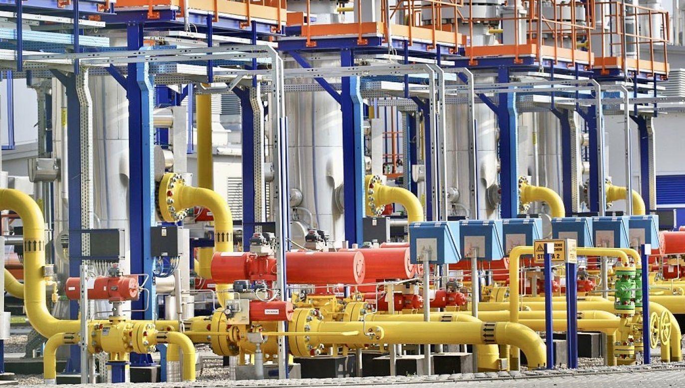 Gazprom narzucił wysokie, nierynkowe ceny. Trybunał ustalił nową cenę kontraktu ze wsteczną datą (fot. NurPhoto/Corbis via Getty Images)
