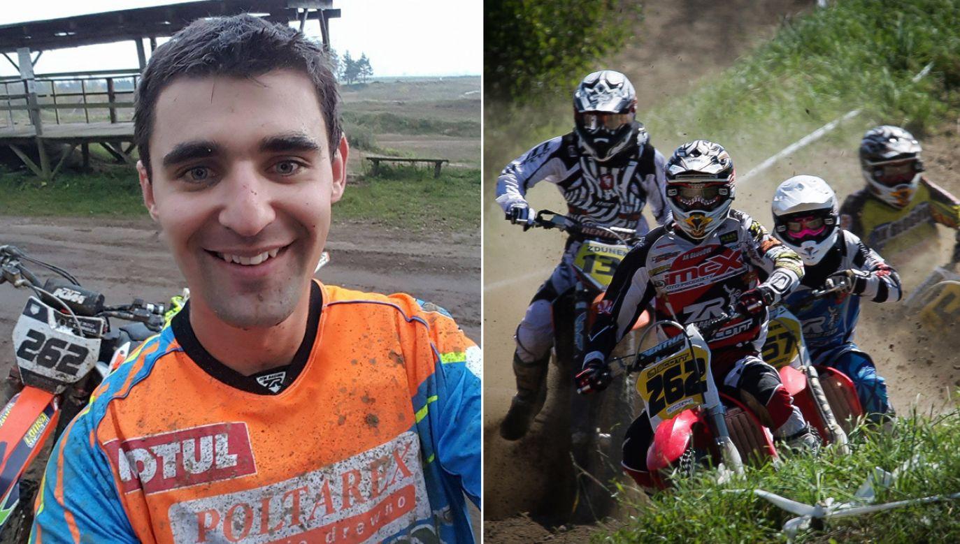 Do tragicznego wypadku doszło podczas zawodów East Motocross Cup 2019 (fot. FB/Łukasz Lonka/arch. PAP Grzegorz Michałowski)