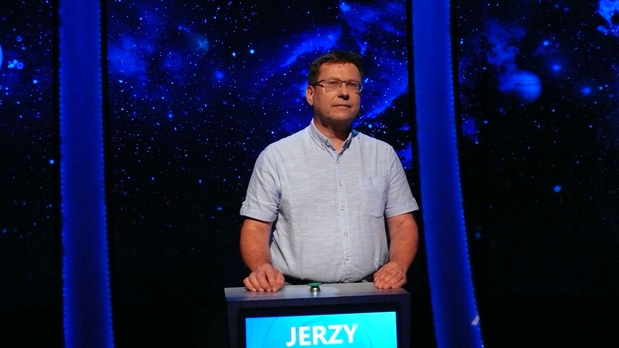 Jerzy Mazur - zwycięzca 10 odcinka 114 edycji