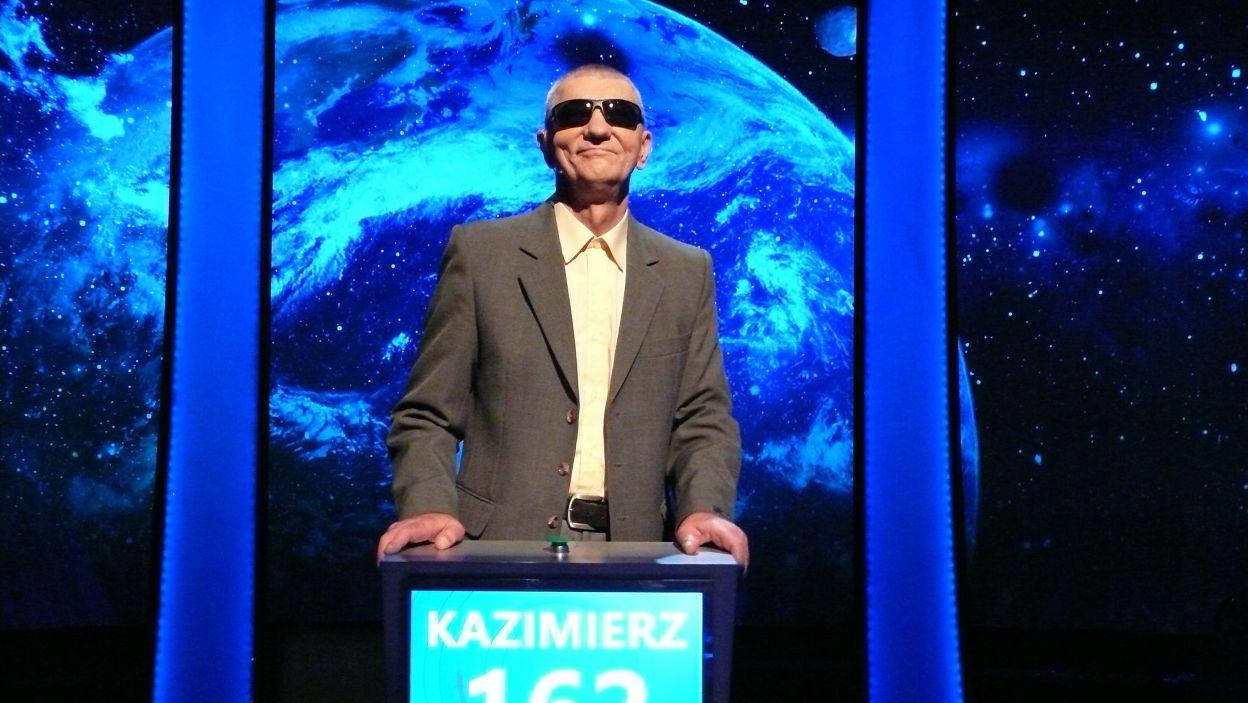 9 odcinek 116 edycji wygrał Pan Kazimierz Kozerawski
