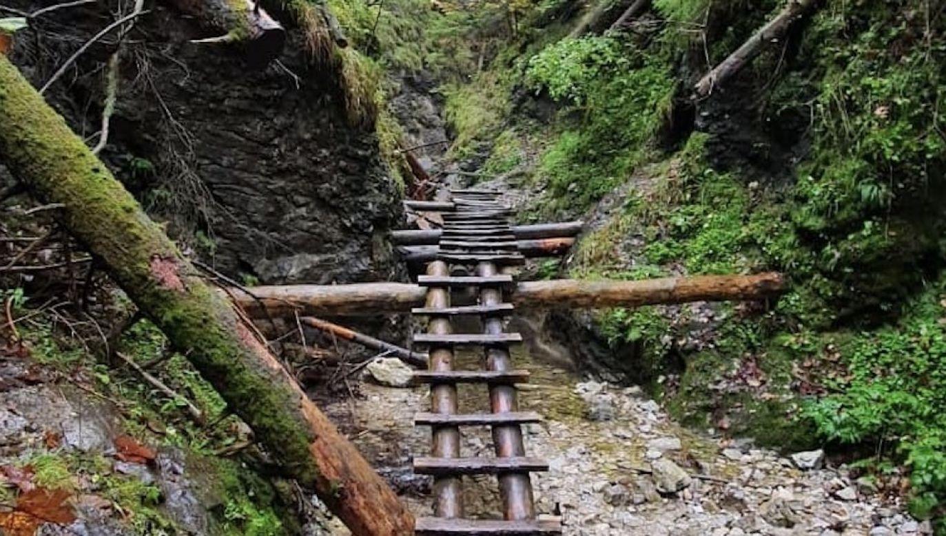 Krasowe wąwozy, rwące potoki i prawie 300 km pieszych szlaków turystycznych (fot. A.Wasztyl)
