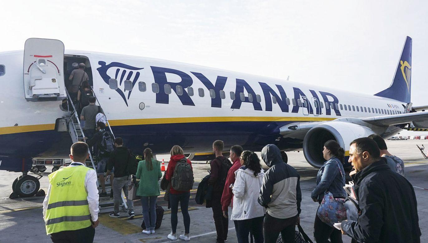 Przewoźnik nie może się odwołać od orzeczenia hiszpańskiego sądu (fot. Giannis Alexopoulos/NurPhoto via Getty Images)
