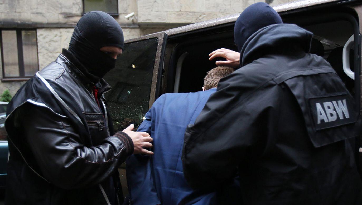 Mężczyzna został aresztowany na dwa miesiące (fot. arch. PAP/Leszek Szymański)