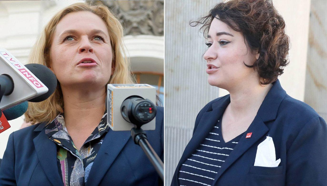 Polityk Inicjatywy Polskiej stwierdziła, że w ramach KE nie będzie podejmowany temat aborcji (fot. arch.PAP/Jakub Kaczmarczyk/PAP/Tomasz Gzell)