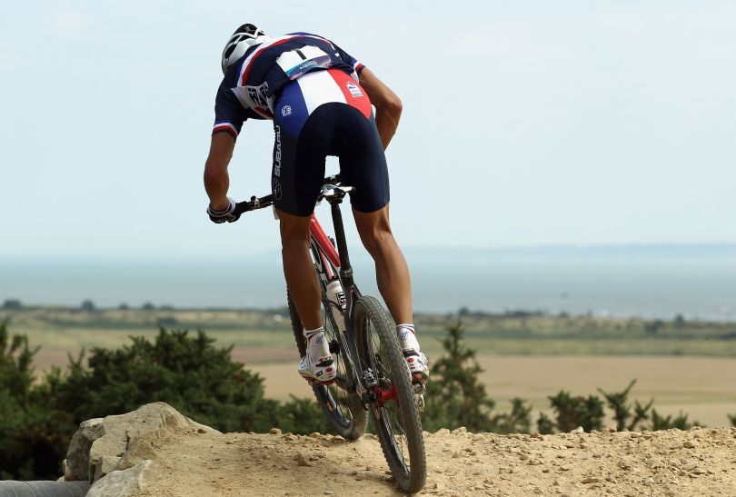 Julien Absalon (fot. Getty Images)