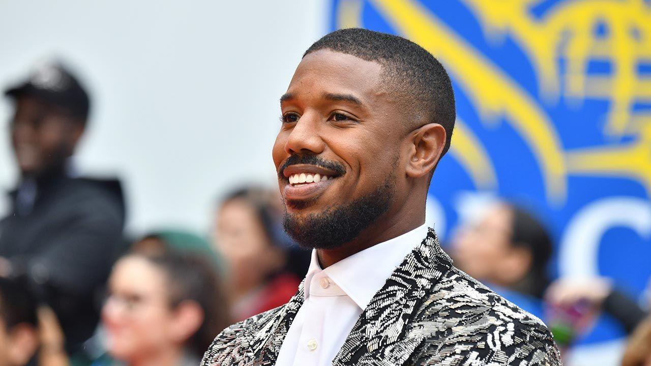 Michael B. Jordan (fot. Emma McIntyre/Getty Images)