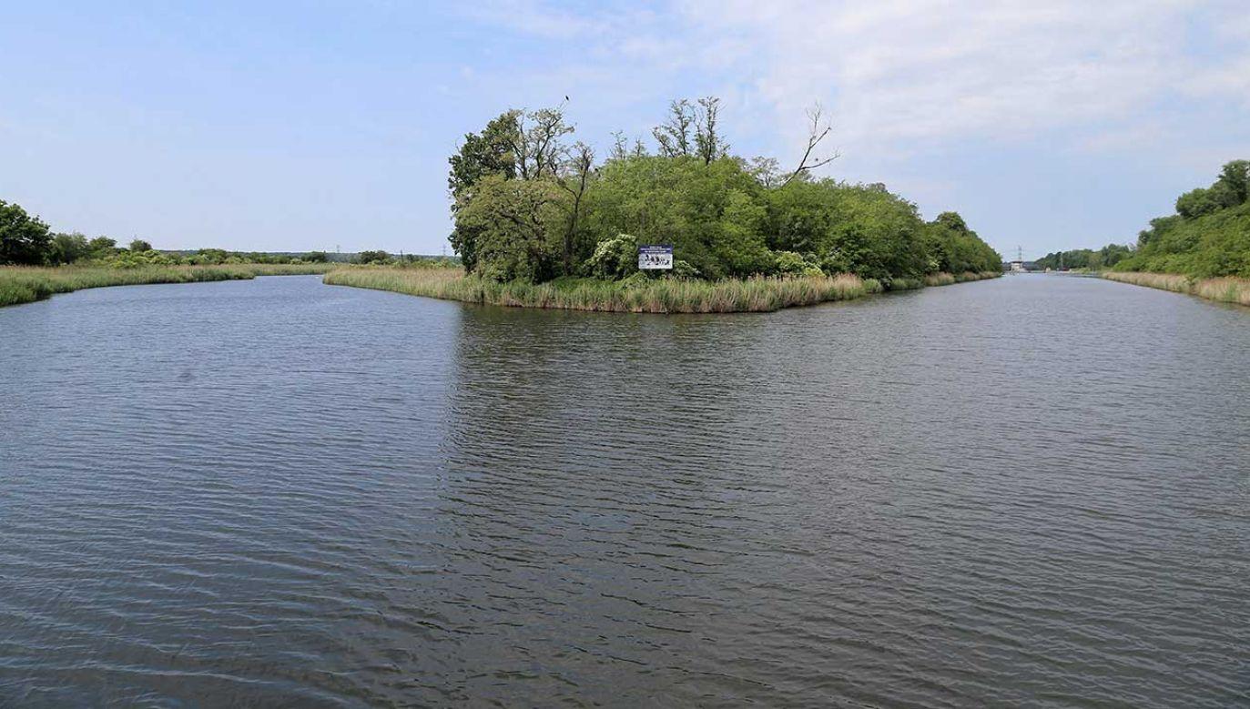 Mężczyzna podejrzany o zamordowanie 10-letniej Kristiny powiedział, że wrzucił narzędzie zbrodni do rzeki (fot. arch.PAP/Andrzej Grygiel)