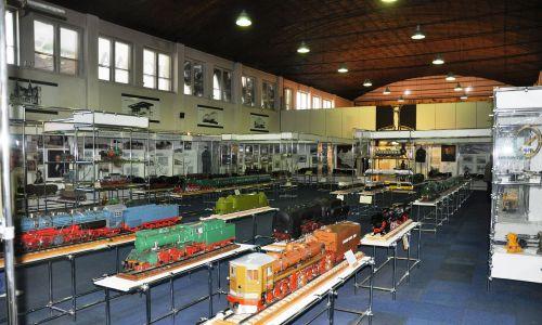 Warszawskie Muzeum Kolejnictwa w roku 2010. Fot. Wikimedia/Wistula