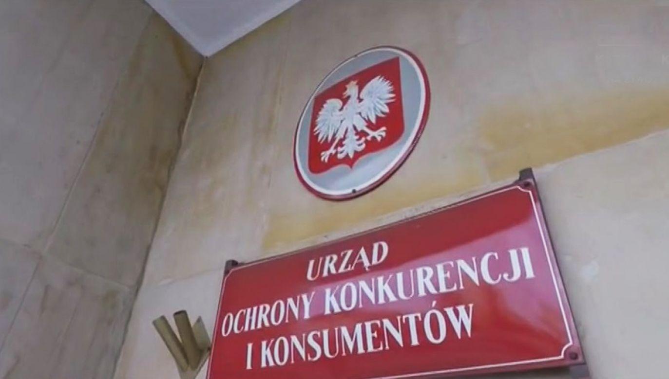 Prezydent Andrzej Duda podpisał nowelę ustawy o UOKiK (fot. TVP Info)