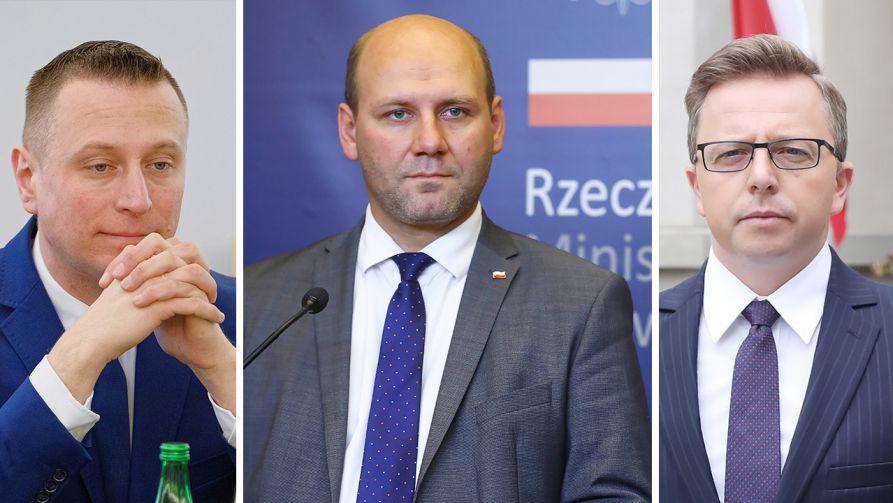 MSZ: Strona niemiecka przekazała, że nie widzi możliwości wsparcia personelem medycznym (fot. PAP/Mateusz Marek; Rafał Guz; Wojciech Olkuśnik )
