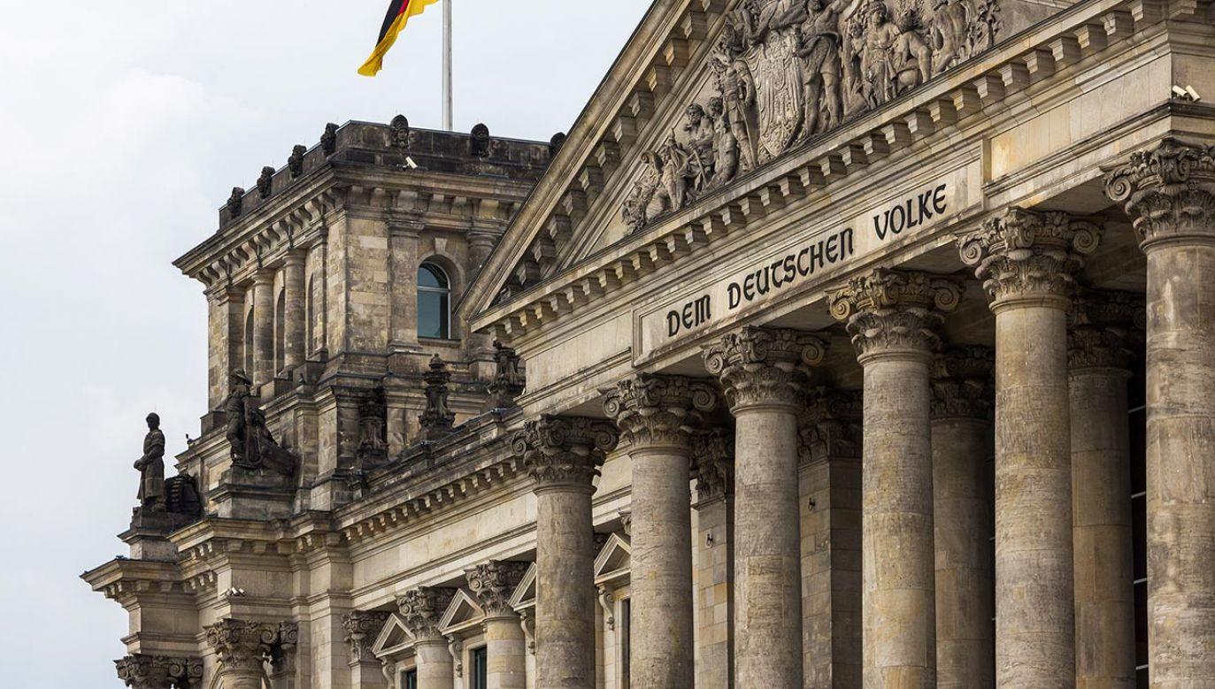 Wybory parlamentarne w Niemczech odbędą się 26 września (fot. Shutterstock)