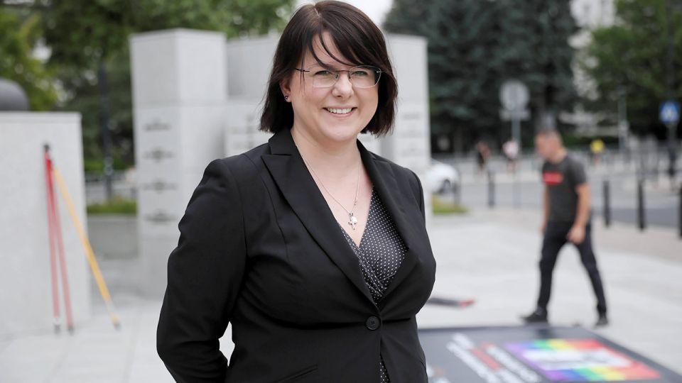 Wyrok w  sprawie wypowiedzi Kai Godek o homoseksualistach | TVP Info - tvp.info