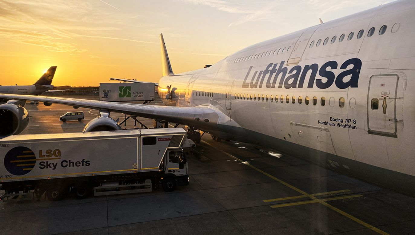 Lufthansa zawiesza loty do Chin (fot. EyesWideOpen/Getty Images)