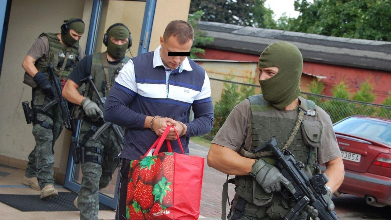 Daniel H. nie zdążył nacieszyć się wolnością i usłyszał nowe zarzuty (fot.policja)