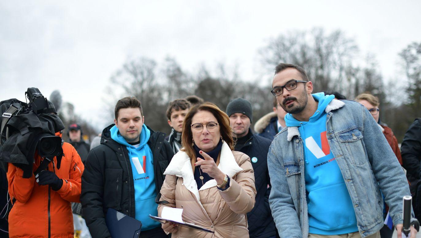 Szumowski odniósł się do pojawiających się wśród opozycji opinii, że rząd ukrywa informacje o koronawirusie (fot. PAP/Marcin Obara)