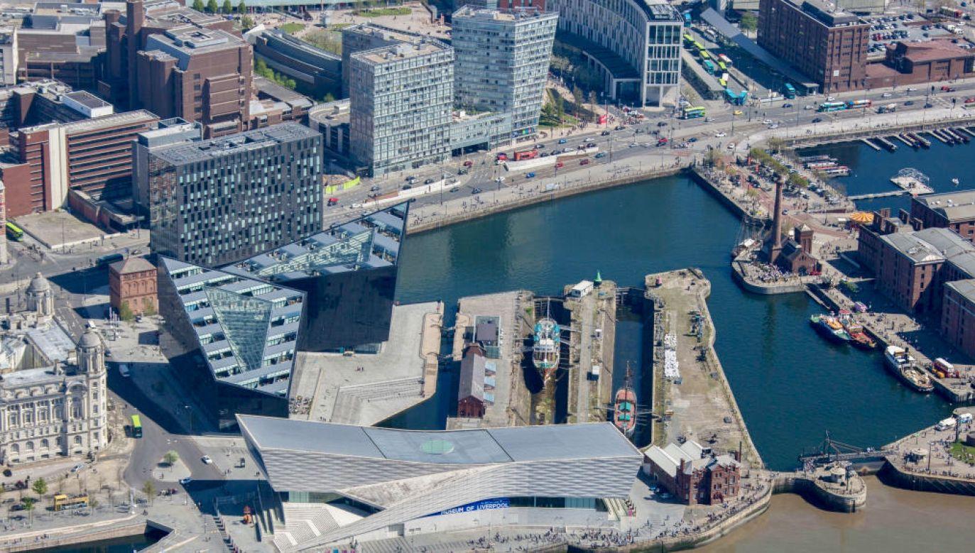 Nabrzeże Liverpoolu wykreślone z Listy Światowego Dziedzictwa UNESCO (fot. Getty Images)