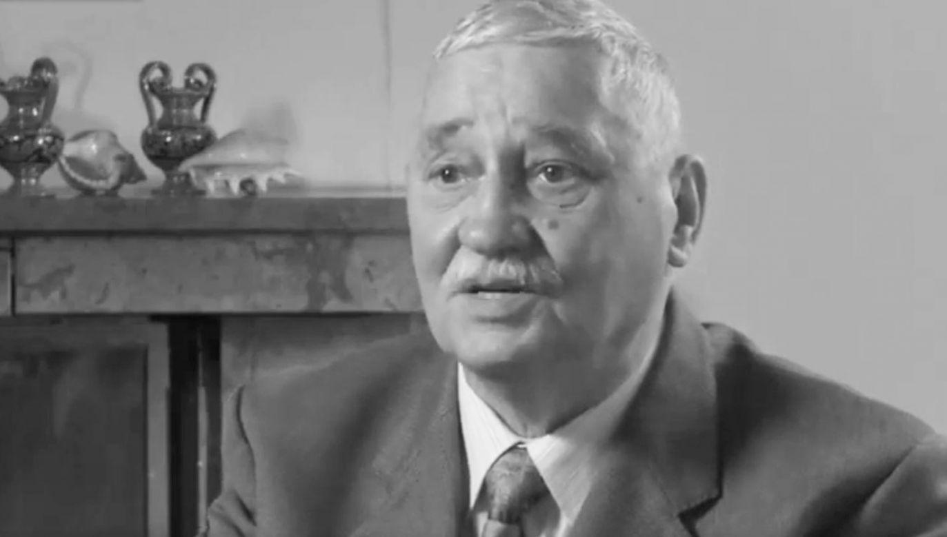 Do 1989 roku był  kierownikiem i redaktorem naczelnym Działu Wydawniczo-Poligraficznego KUL (fot. yt/ Europejskie Centrum Solidarności / Gdańsk)