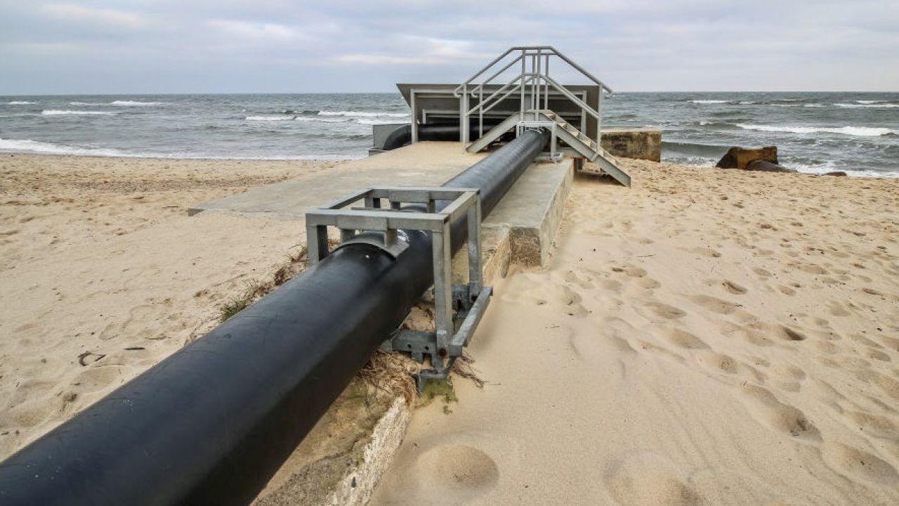 Gazociąg Baltic Pipe ma pomóc Polsce w uniezależnieniu się od surowca z Rosi (fot. Michal Fludra/NurPhoto via Getty Images)