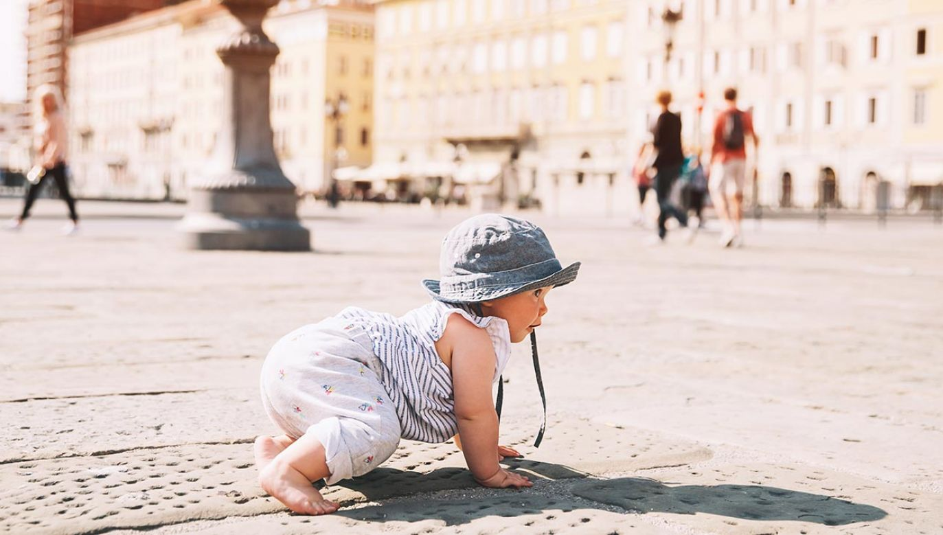 We Włoszech kryzys demograficzny trwa już od ponad 40 lat (fot. Shutterstock/Natalia Deriabina)