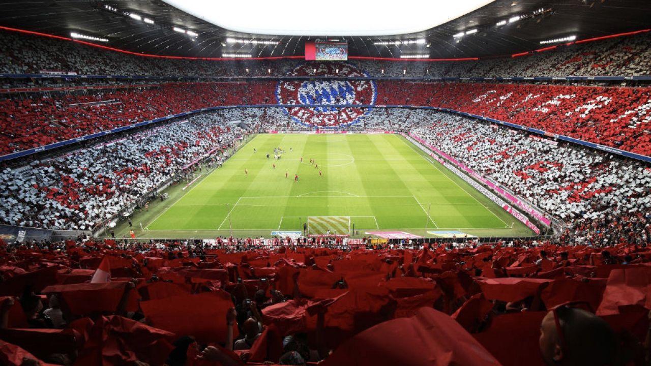 Monachium nie jest w stanie zagwarantować obecności kibiców na stadionie podczas Euro 2020 (fot. A.Pretty/Bongarts/Getty Images)
