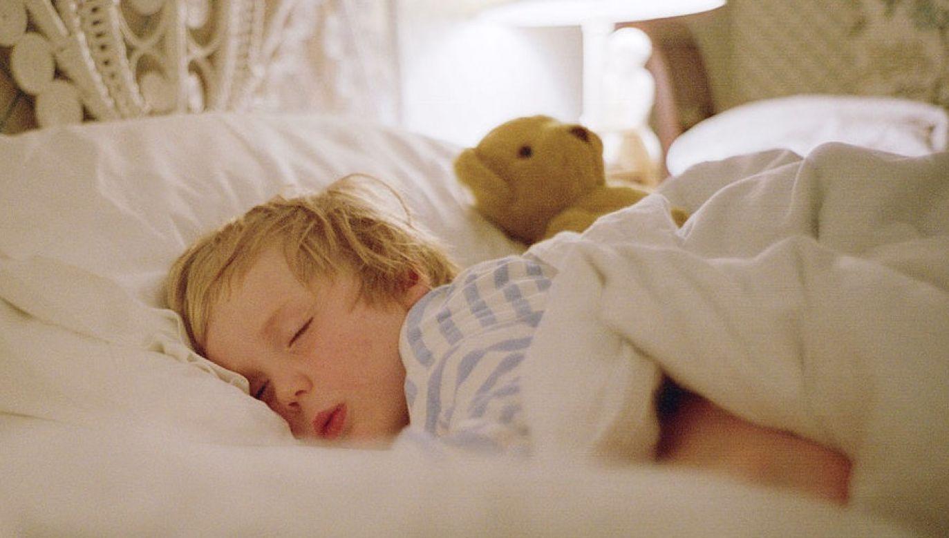 Celem ogólnokrajowej kontroli była ocena mebli do spania dla dzieci fot. Tim Graham/Getty Images, zdjęcie ilustracyjne)