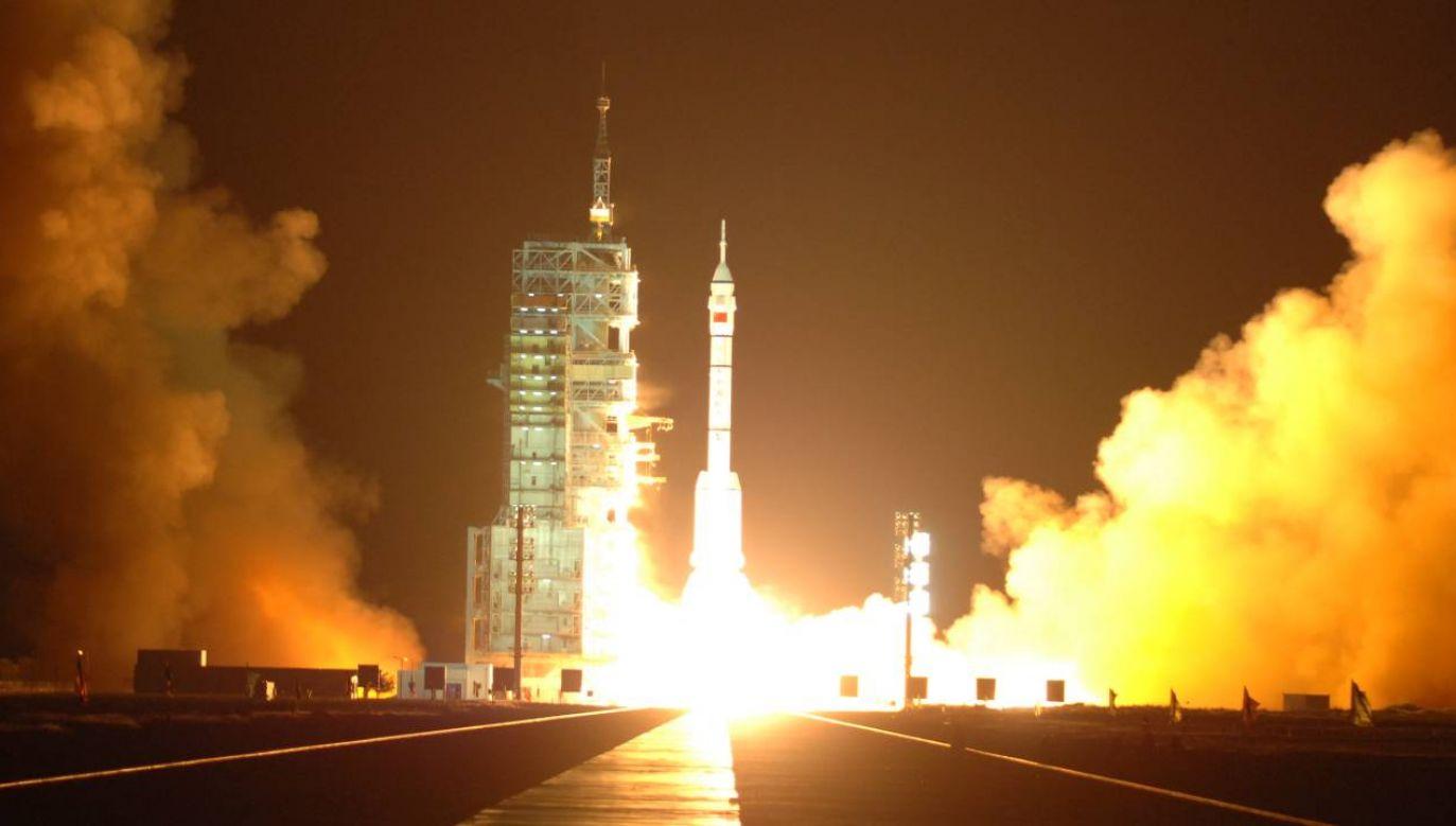 Chiny budują własną stację kosmiczną (fot. CMSE]
