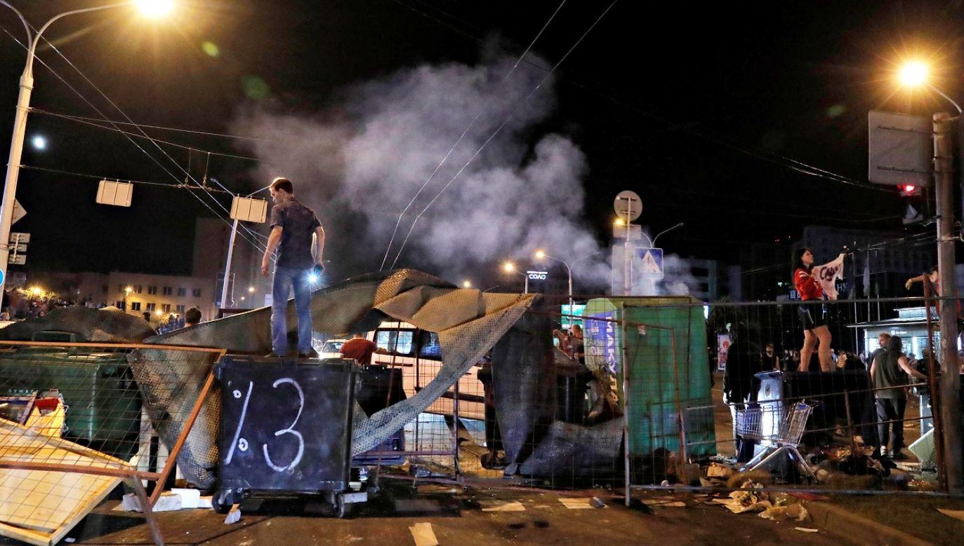 """""""Nie jesteśmy jedynymi producentami ofensywnych materiałów wybuchowych"""" – wskazuje morawska Zeveta Ammunition (fot. Reuters/Vasily Fedosenko)"""