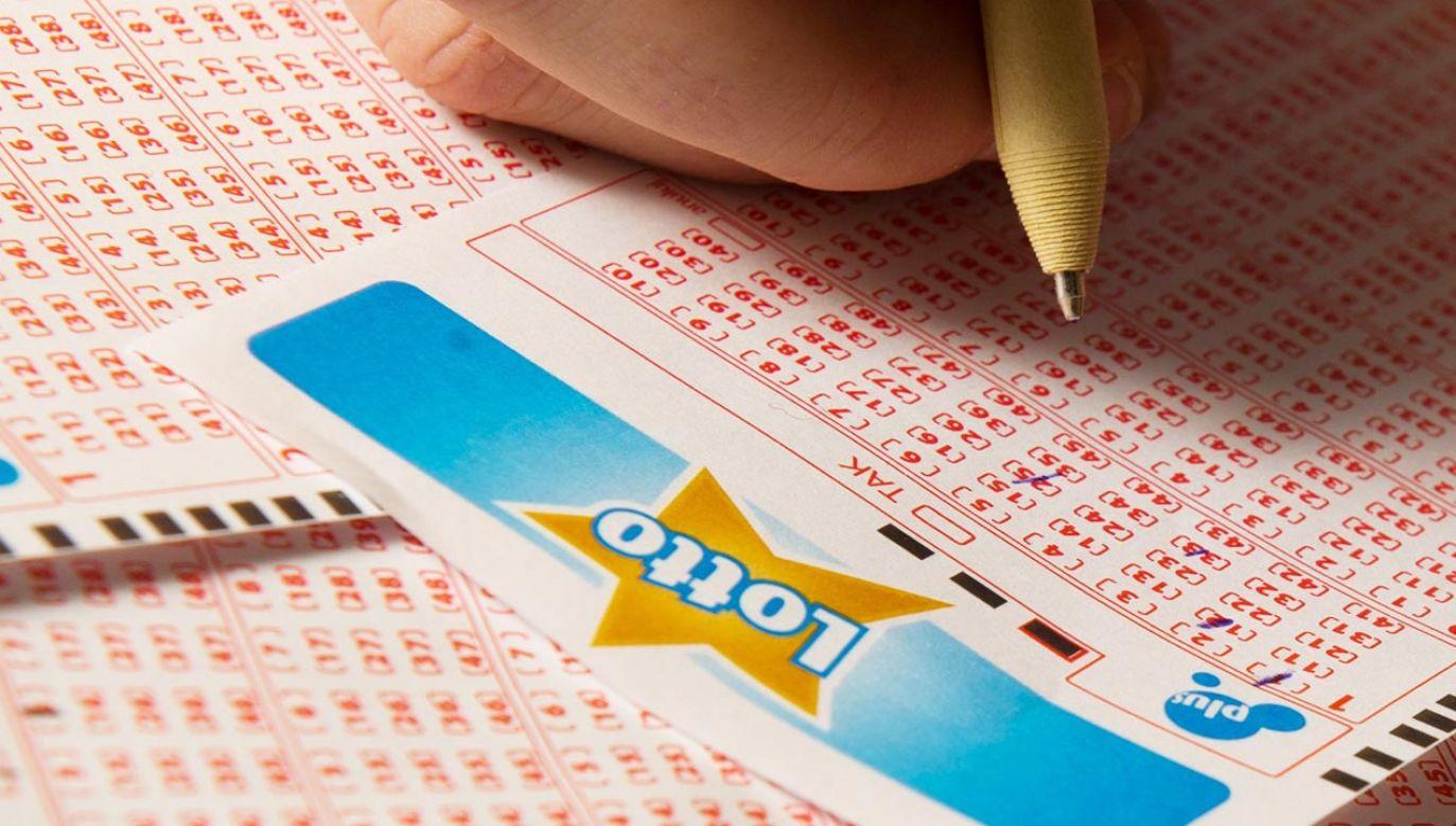 Wyniki Lotto w środę 21 lipca (fot. PAP/Grzegorz Michałowski)
