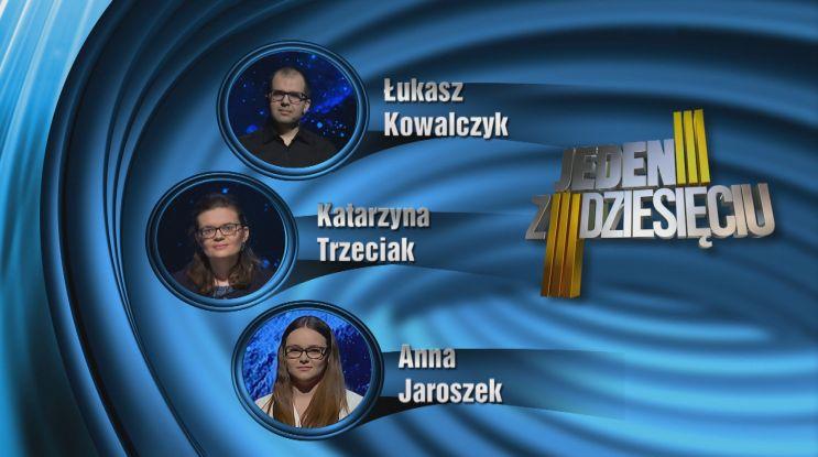 Zobacz, wywiad z finalistami 6 odcinka 124 edycji