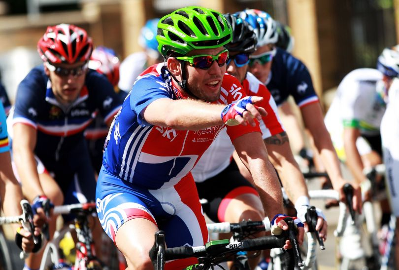 Mark Cavendish (fot. Getty Images)