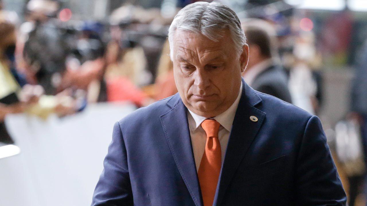 Premier Węgier Viktor Orban (fot. PAP/EPA/ARIS OIKONOMOU / POOL)